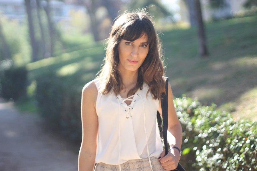 lace-up-blouse