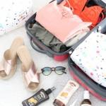 Cómo hacer la maleta con Desigual