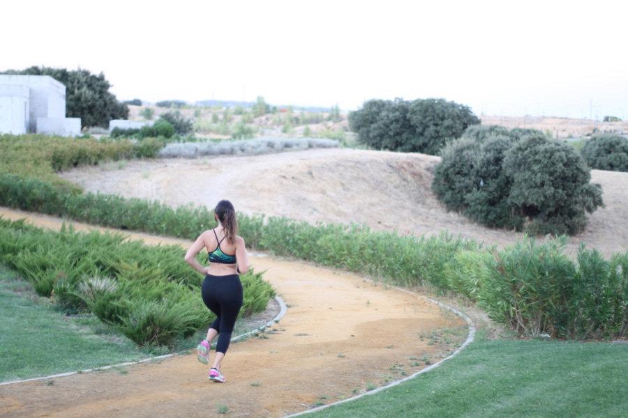 running-look