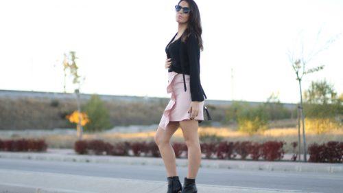 faldas-con-volante