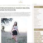 Aparición en la web de Rumbo